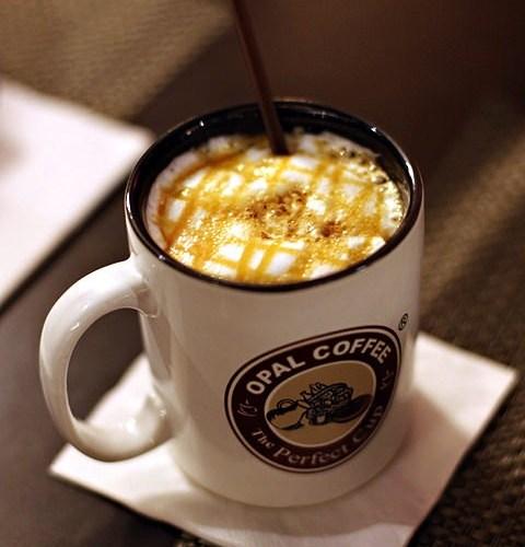 Opal Coffee Cafe & Resto 1