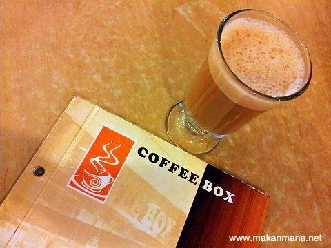 Coffee Box, Sun Plaza