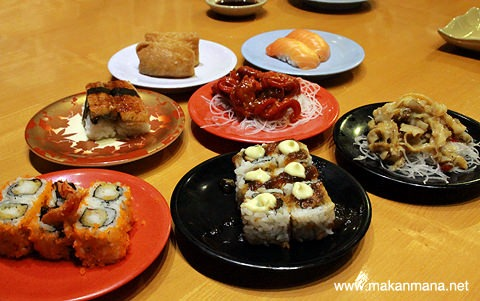 Sushi Tei Teuku Daud 1