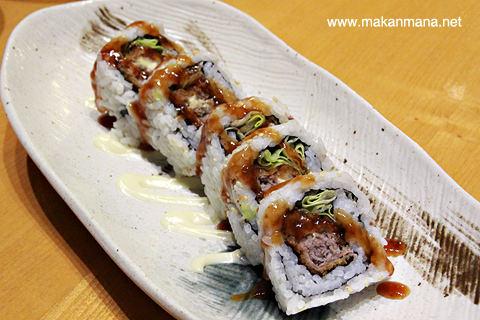 Sushi Tei Teuku Daud