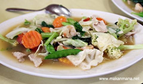 Restoran Asia, Brastagi 6