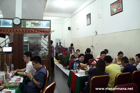 Ulam Balinese and Seafood Restaurant (Closed)