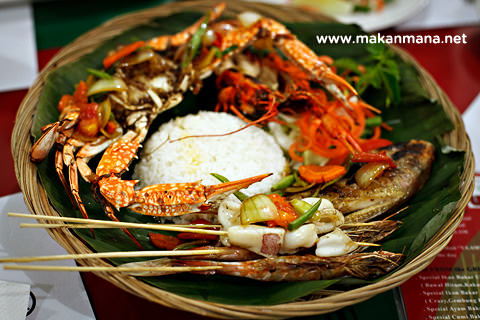 Ulam Balinese and Seafood Restaurant (Closed) 8