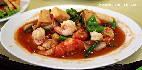 Restoran Asia, Brastagi 1