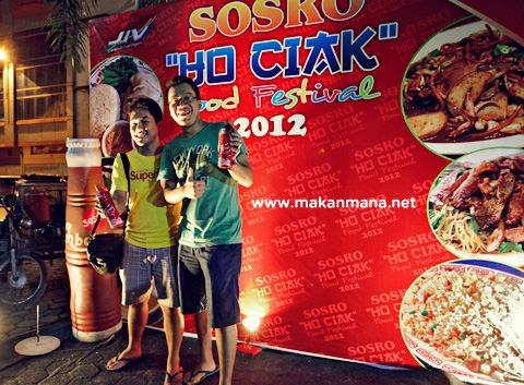 Liputan Sosro Ho Ciak Food Festival 5