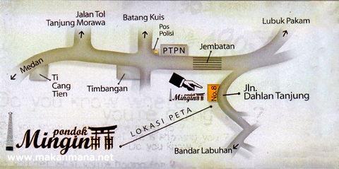 Pondok Mingin, Tanjung Morawa (Closed)