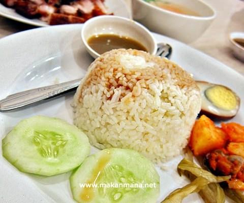 Nasi Ayam Aman 1