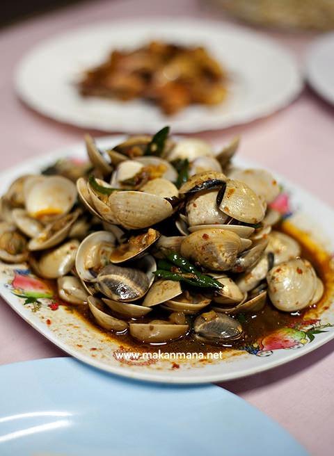 Seafood Jalan Tembaga 6