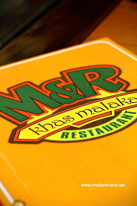 Citarasa Malaka di M&R