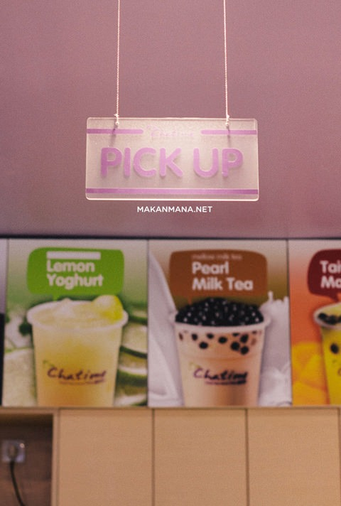 Chatime Ace Hardware, Sun Plaza, Cambridge, Hermes 7