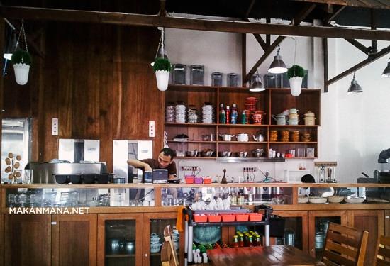 coffee box front kitchen