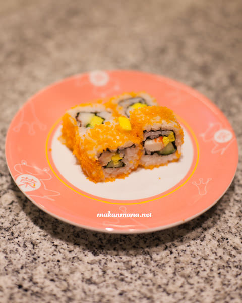 Sakae Sushi at Hermes Palace Polonia (Closed) 8