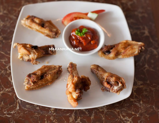 Chicken Wings - IDR 18