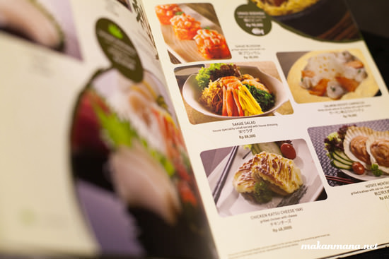 Sakae Sushi at Hermes Palace Polonia (Closed) 2