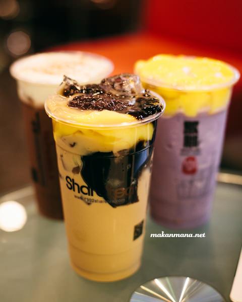 QQ Happy Family Pearl Milk Tea