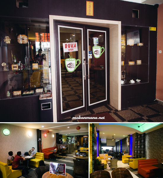 nest and coffee medan