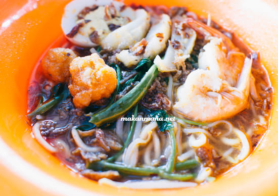 Mie Udang Malaysian Noodle House (Closed) 1