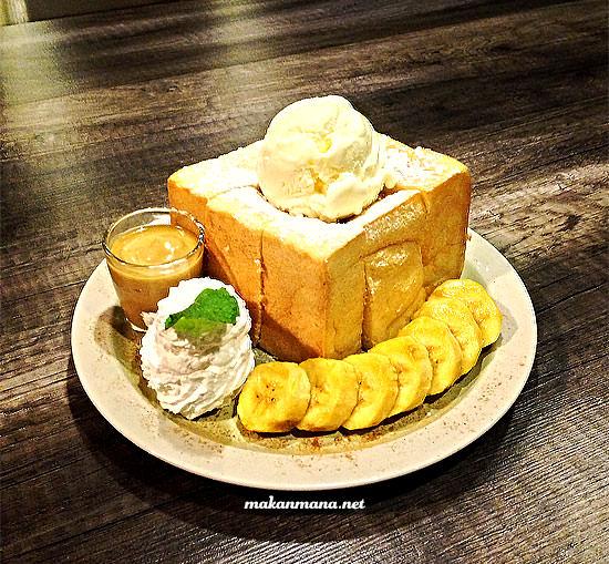 the 061 toast