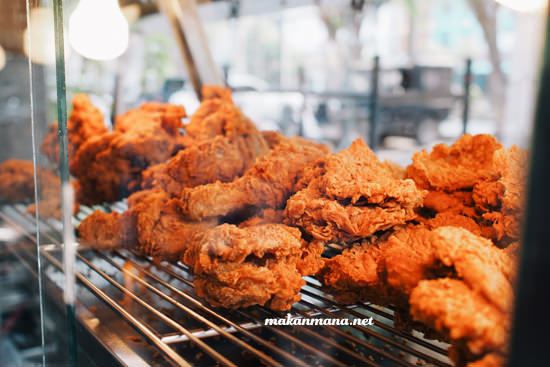 Top Fried Chicken, Cemara Asri 1
