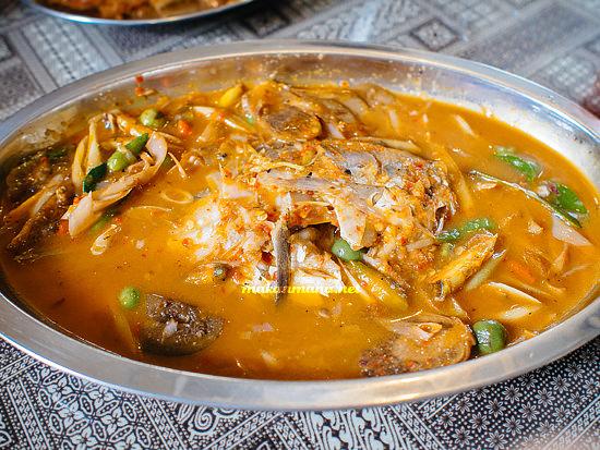 bawal batak karo bondhan winarno Roemah Indonesian Kitchen