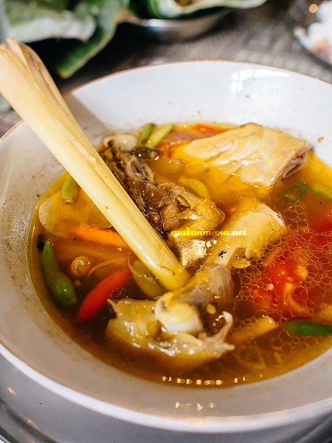 nasi pindang ayam berenang Roemah Indonesian Kitchen
