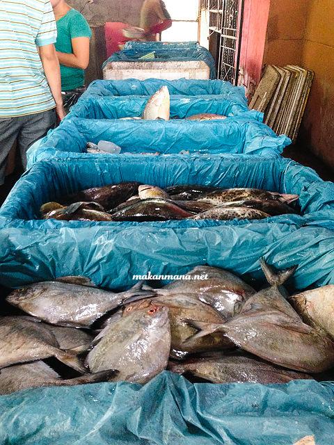 ikan RM Ingah, Pantai Cermin, Perbaungan