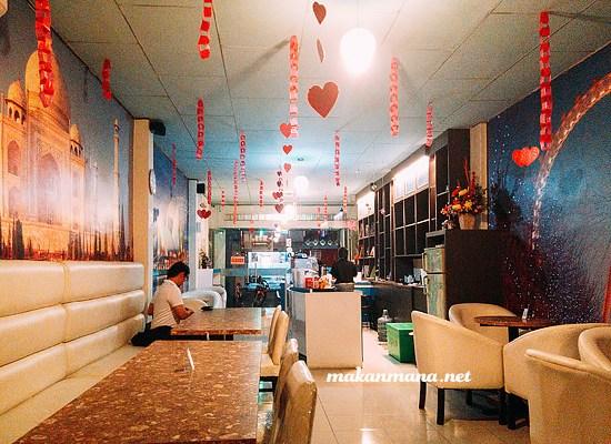 De Map Cafe, Jalan Asia (Closed) 1
