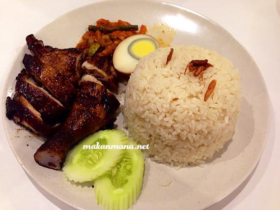 Nasi Ayam Asen