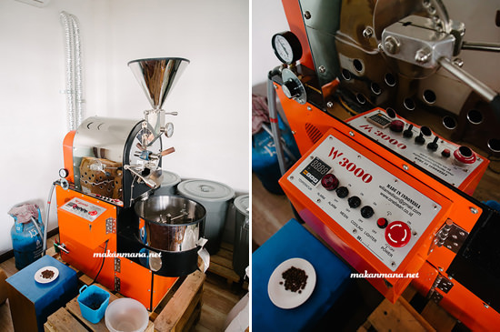 roasting machine comp The Thirty Six Coffee