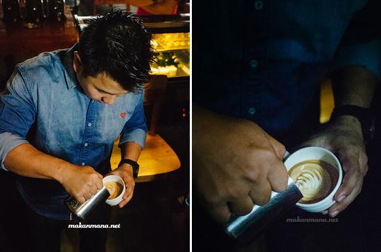 Ronald Prasanto coffee Coffee knowledge with Ronald Prasanto, Pilastro