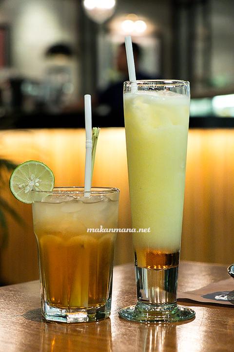 minuman white elephant thai food medan