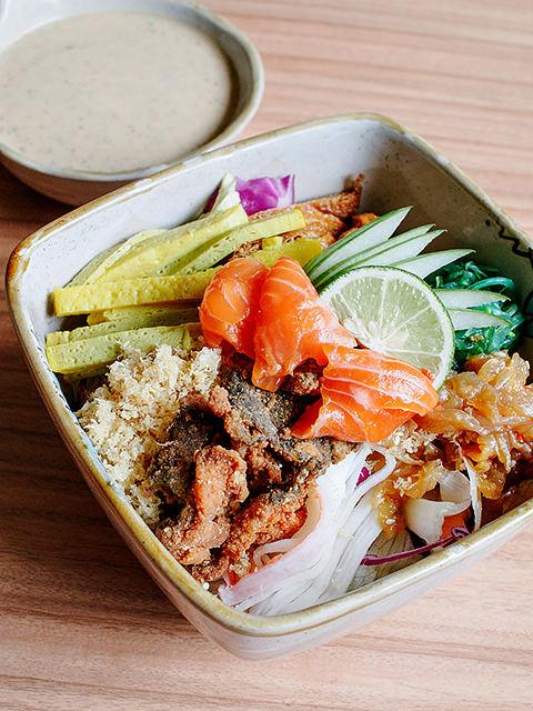 renjiro japanese salad