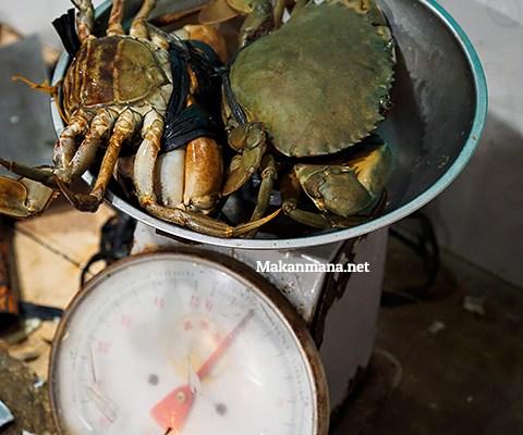 Rumah Makan Gek Lan, Titi Kuning 1