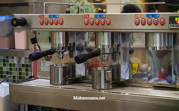 preso tea espresso machine