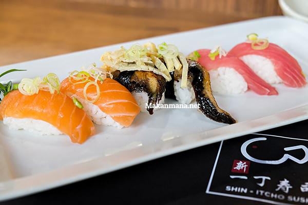 Kawa Sushi Moriawase