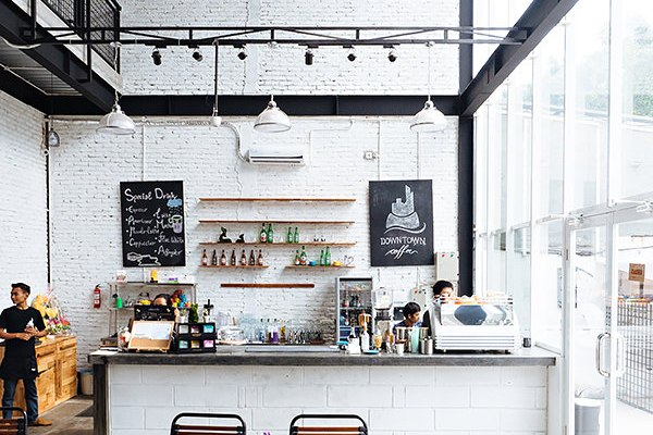 Downtown Coffee, Jalan Merak Jingga 1