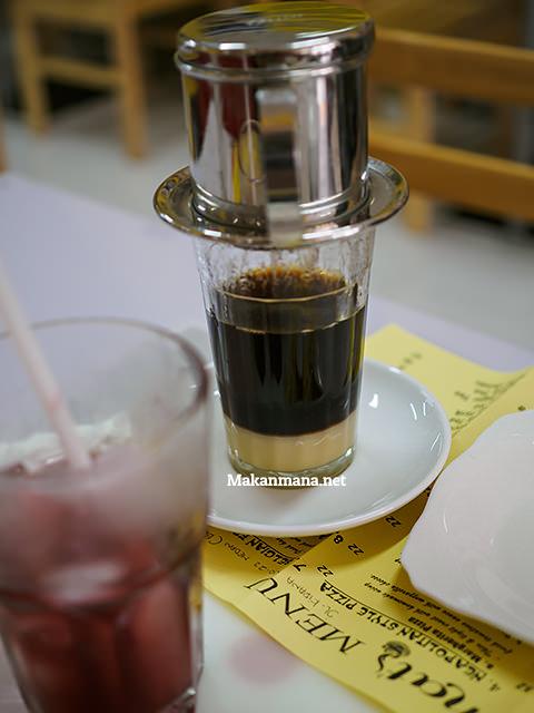 Vietnamese Drip Coffee (16rb)