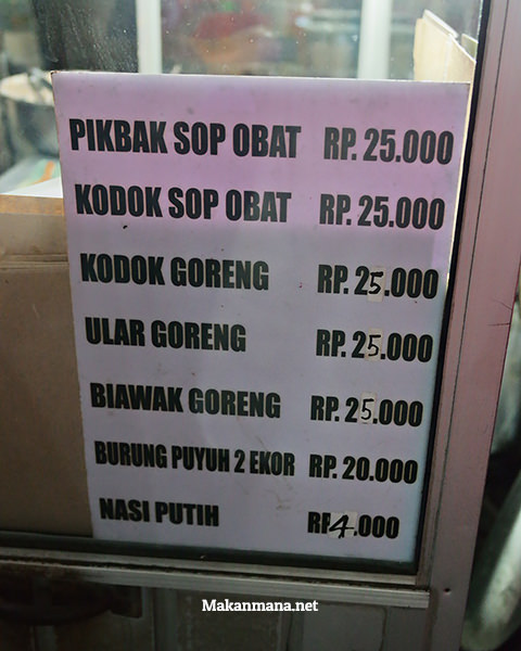 menu kodok goreng