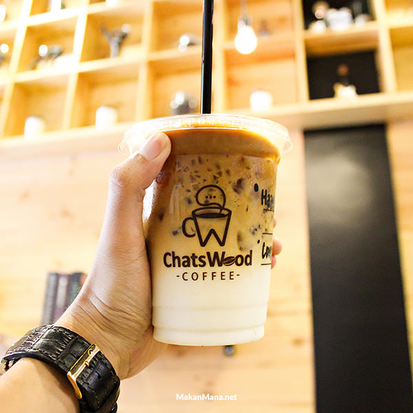 Chatswood Hazelnut Latte