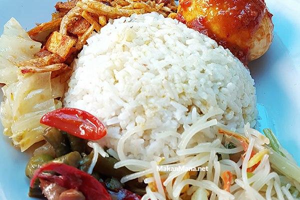 Rumah Makan Wak Lin Jln. Malaka, Medan. 1