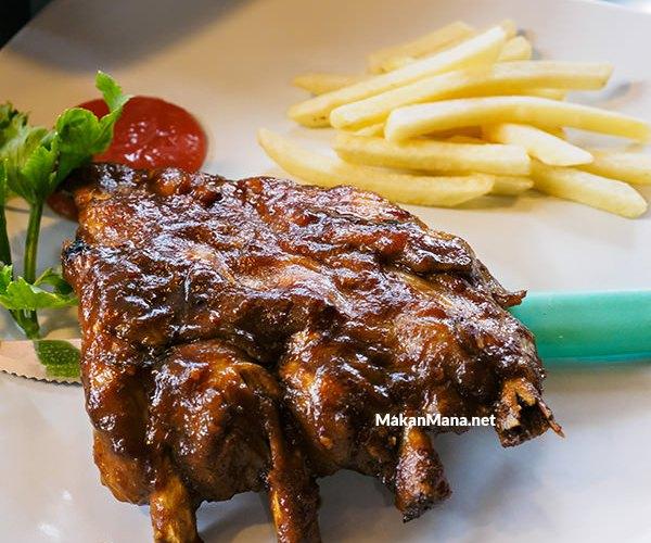 """""""Asan"""" masakan khas asli Batak & Seafood 1"""