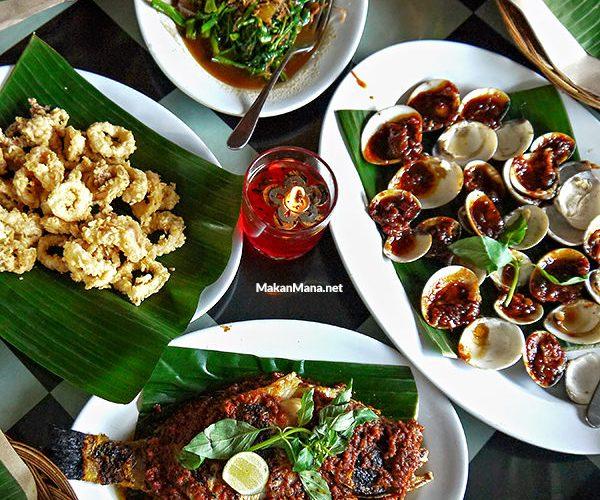 Restoran Jimbaran Ikan Bakar 1