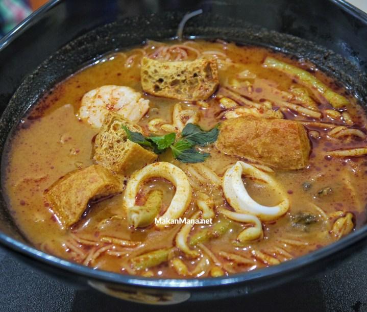 Penang Curry Noodle