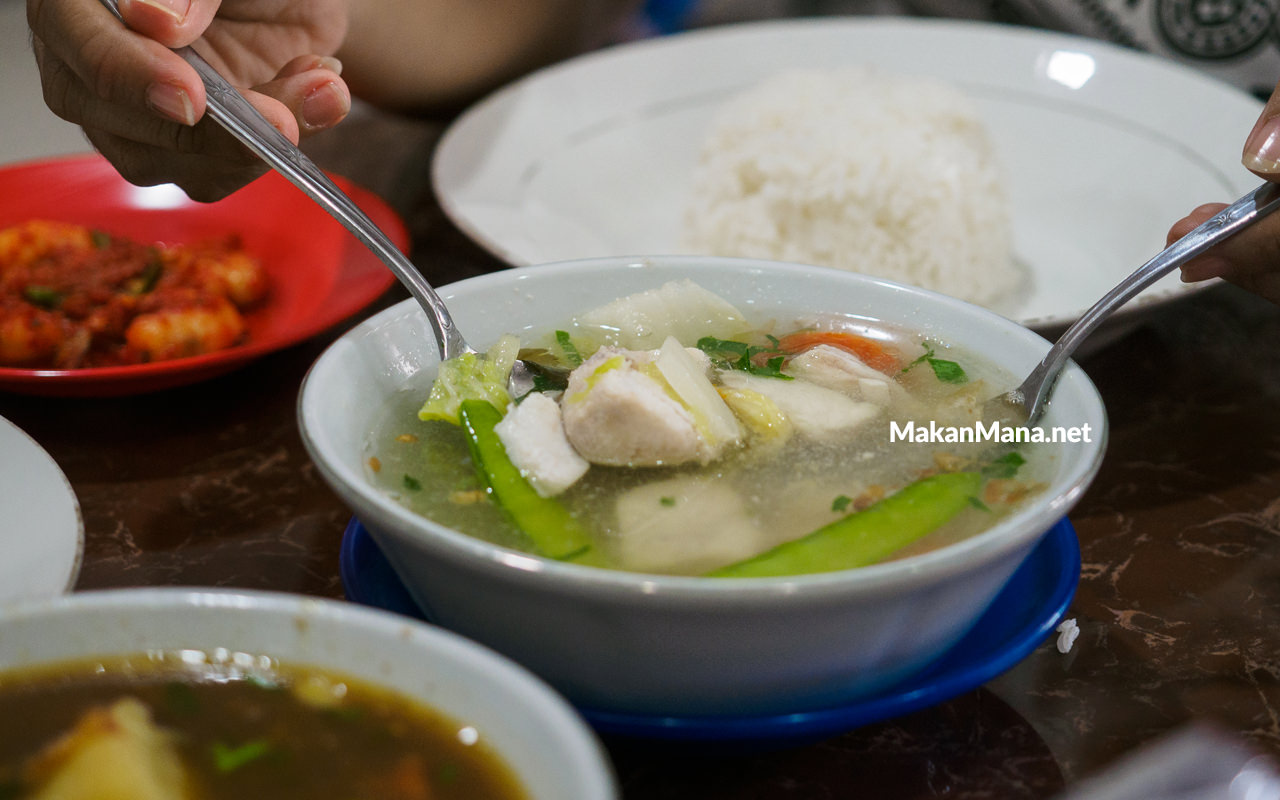 Sup Ikan