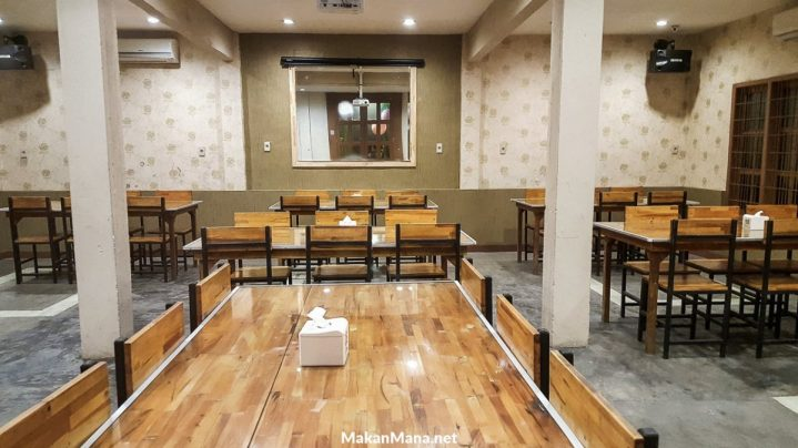 Bamboe Hijau Indoor Area