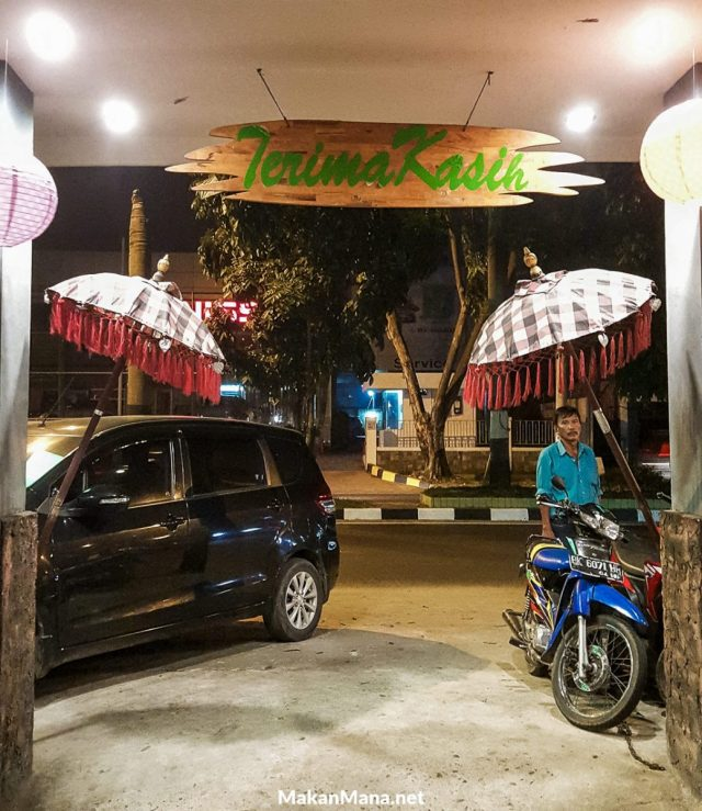 Bamboe Hijau Seafood