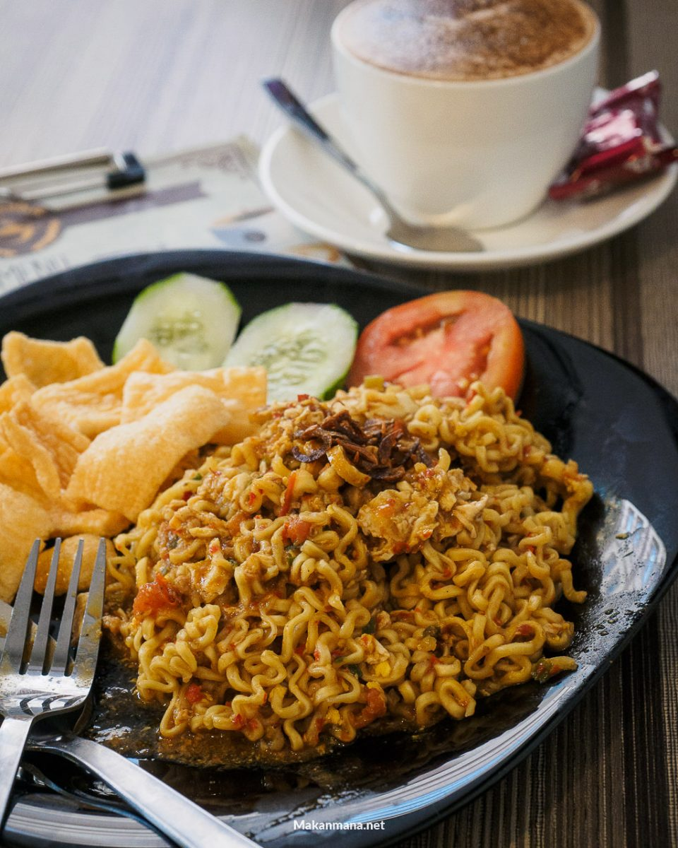 Mie goreng special