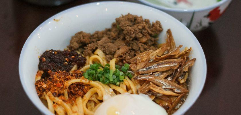 Authentic Pan Mee from Hoo Yee 1