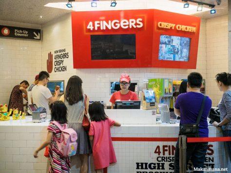 4 fingers sun plaza