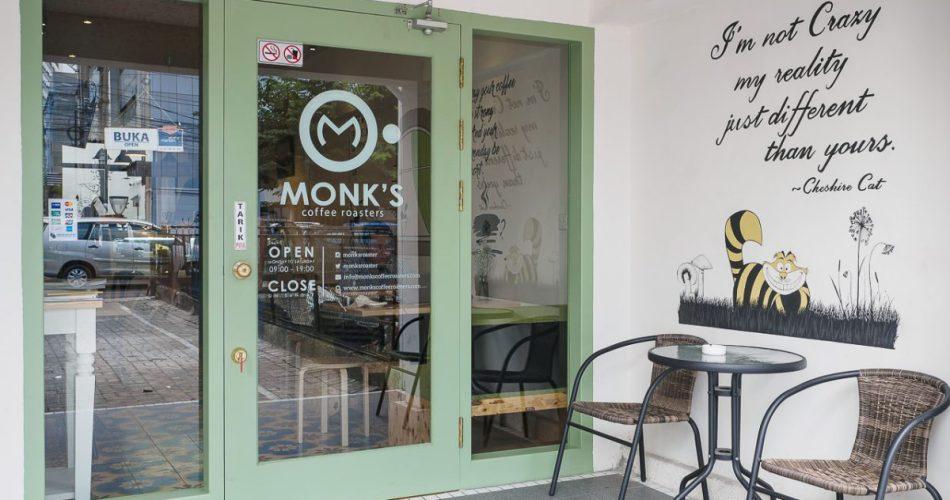 Monk's Coffee Roasters, Specialty Coffee in Medan 1